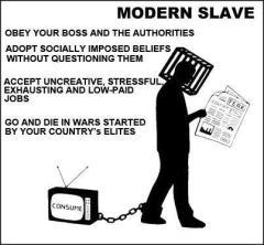 tv mind control slave
